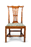 Side Chair in the style of Thomas Chippendale
