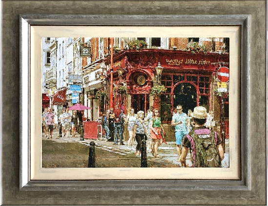 Tony Karpinski London Collection - Waxy's Little Sister