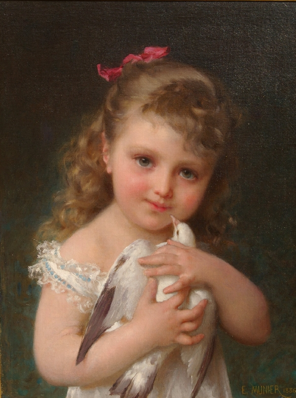 Emile Munier Artist Biography And Works For Sale