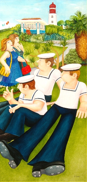 Sailors and Virgins