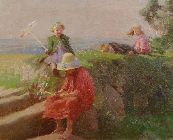 Harold Harvey Artist Biography And Works For Sale